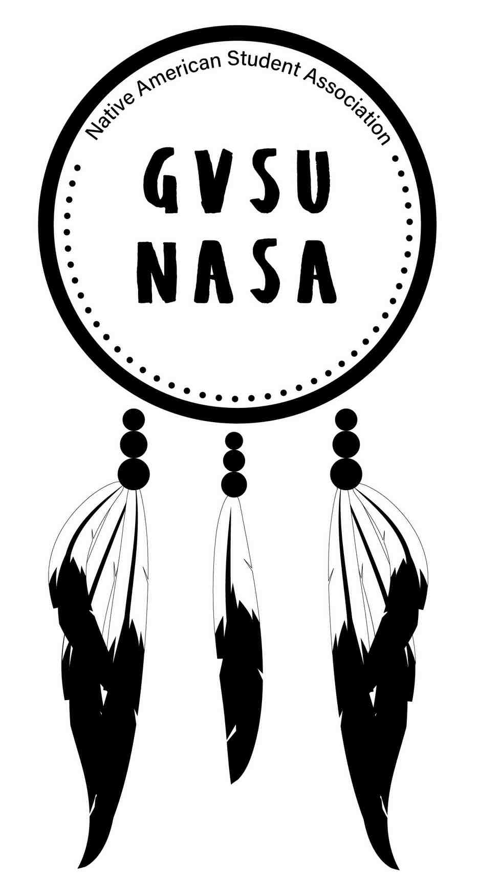 Native American Student Association Logo